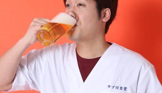 ラブ川食堂(本名:〇〇)が寿司職人に?戦略がすごすぎる!