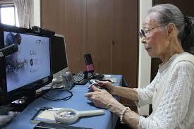 日本にもいたゲーマーおばあちゃん!御年89歳の「ゲーマーグランマ」に訊く―年を取ってもゲームは楽しいですか? | Game*Spark -  国内・海外ゲーム情報サイト